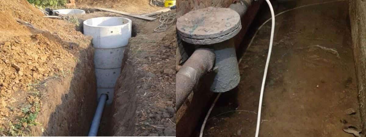 Дворовая канализация: что это, устройство системы, как проектируется, монтаж