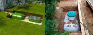 Устройство автономной канализации: виды, достоинства, можно ли сделать самому