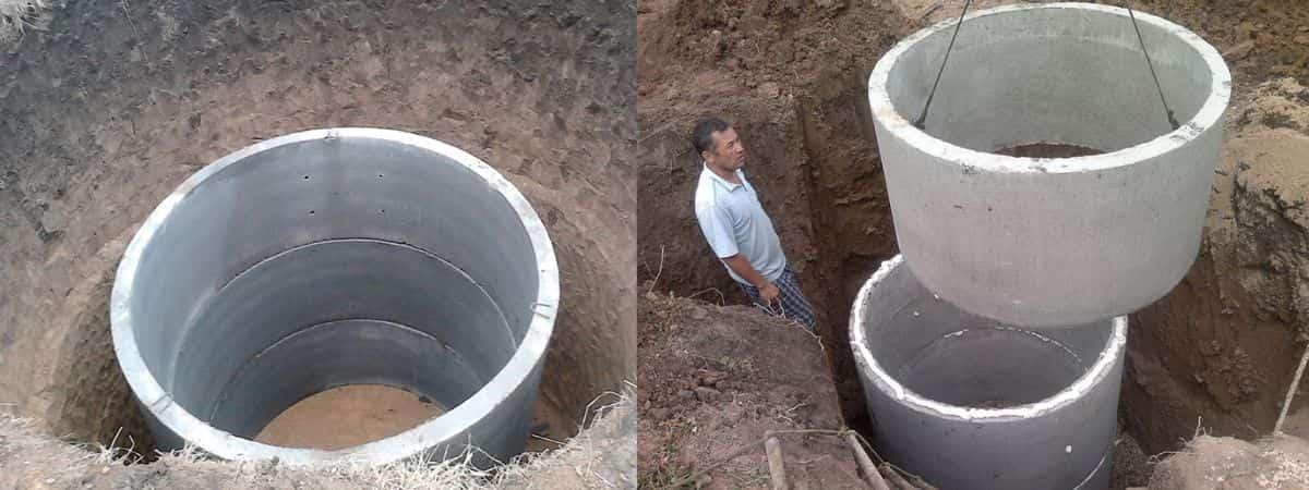 Высота горловины канализационного колодца: нормы, объем, размеры типовых колодцев