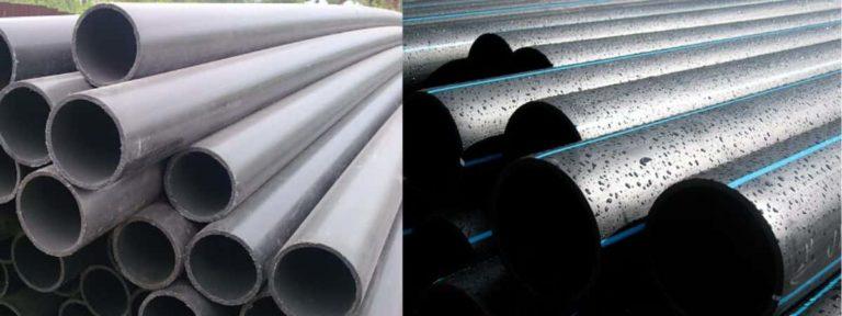 Трубы ПНД для канализации: размеры, виды, характеристики