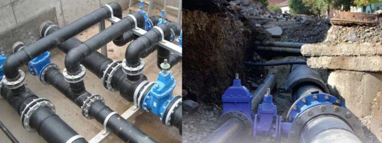 Нормы отвода земель для водопровода и канализации: нормативы для частного строительства